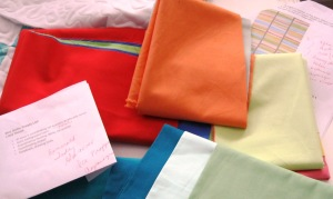 Lots of Kona Cotton Solids